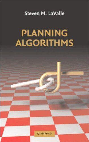 Large book cover: Planning Algorithms