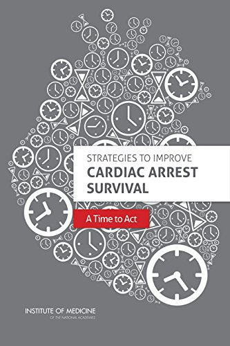 Large book cover: Strategies to Improve Cardiac Arrest Survival
