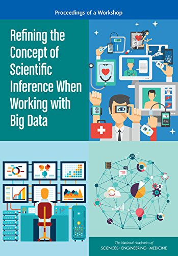 Large book cover: Refining the Concept of Scientific Inference When Working with Big Data