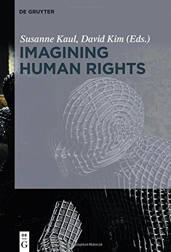Large book cover: Imagining Human Rights