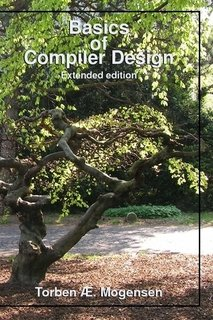 Large book cover: Basics of Compiler Design
