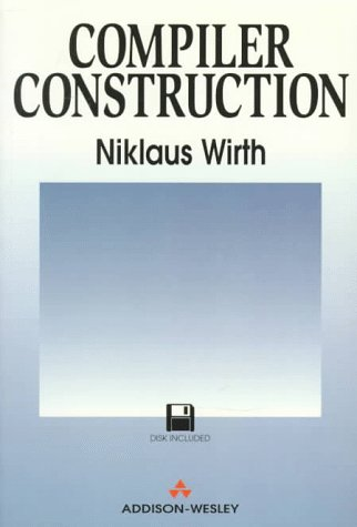Large book cover: Compiler Construction