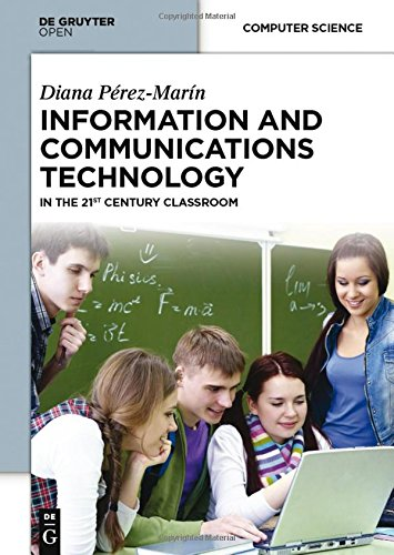 Large book cover: Information and Communications Technology in the 21st Century Classroom