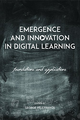 Large book cover: Emergence and Innovation in Digital Learning: Foundations and Applications