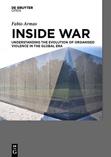 Large book cover: Inside War