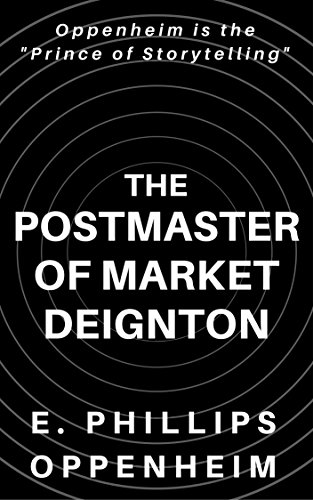Large book cover: The Postmaster of Market Deignton