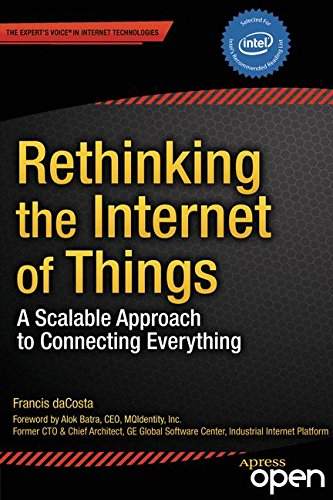 Large book cover: Rethinking the Internet of Things
