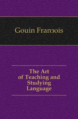 Large book cover: The Art of Teaching and Studying Languages