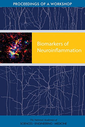 Large book cover: Biomarkers of Neuroinflammation