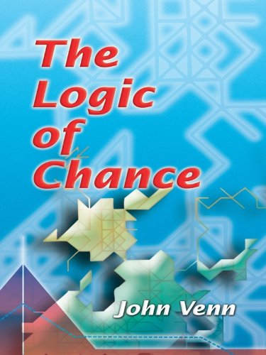 Large book cover: The Logic Of Chance