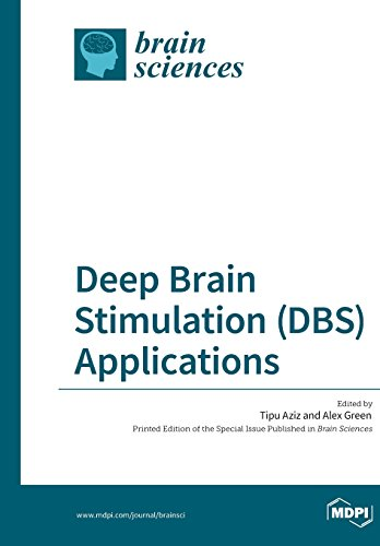 Large book cover: Deep Brain Stimulation (DBS) Applications