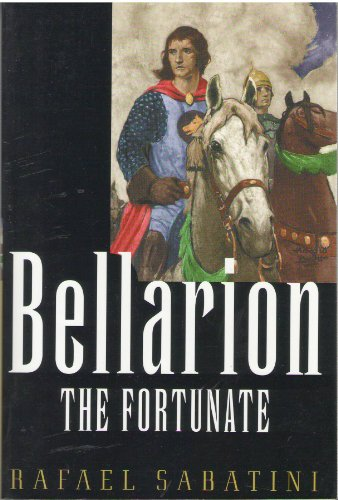 Large book cover: Bellarion The Fortunate