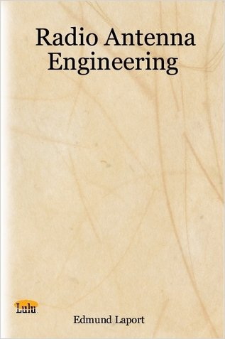 Large book cover: Radio Antenna Engineering