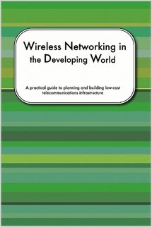 Large book cover: Wireless Networking in the Developing World