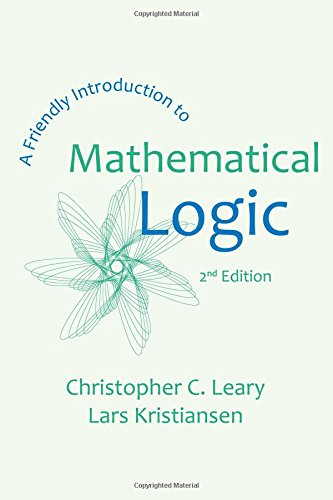Large book cover: A Friendly Introduction to Mathematical Logic