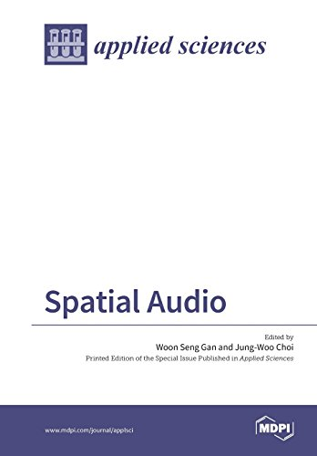 Large book cover: Spatial Audio