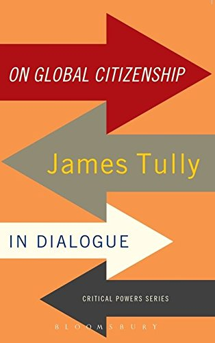 Large book cover: On Global Citizenship