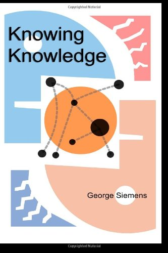 Large book cover: Knowing Knowledge