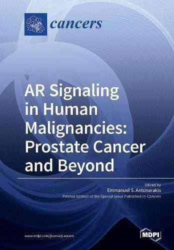 Large book cover: AR Signaling in Human Malignancies: Prostate Cancer and Beyond