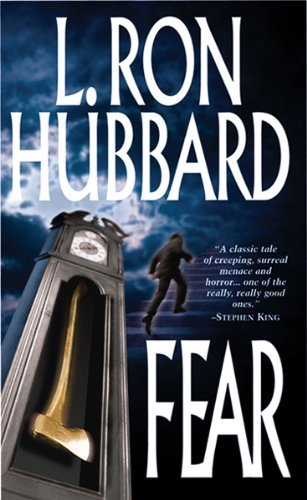 Large book cover: Fear