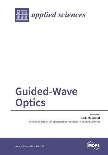 Large book cover: Guided-Wave Optics
