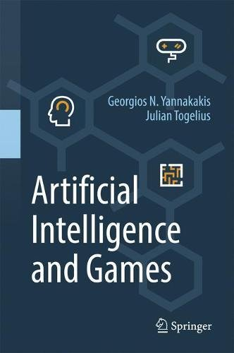Large book cover: Artificial Intelligence and Games