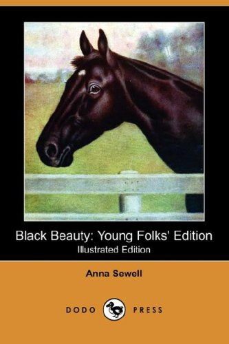 Large book cover: Black Beauty