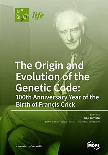 Large book cover: The Origin and Evolution of the Genetic Code