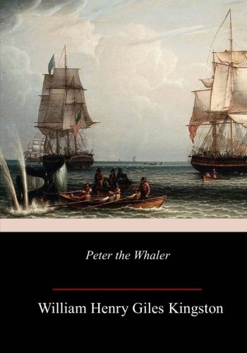 Large book cover: Peter the Whaler