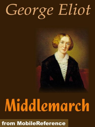 Large book cover: Middlemarch