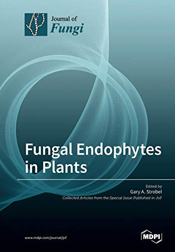 Large book cover: Fungal Endophytes in Plants