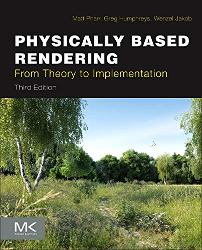 Large book cover: Physically Based Rendering: From Theory to Implementation