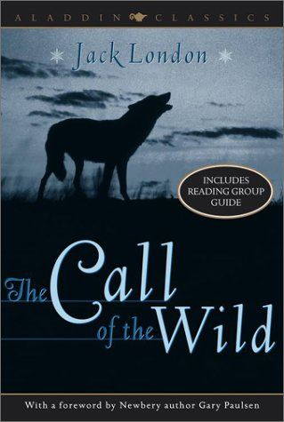 Large book cover: The Call of the Wild