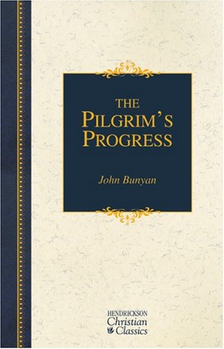 Large book cover: The Pilgrim's Progress