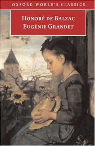 Large book cover: Eugenie Grandet