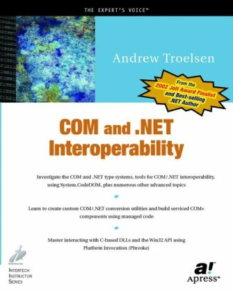 Large book cover: COM and .NET Interoperability