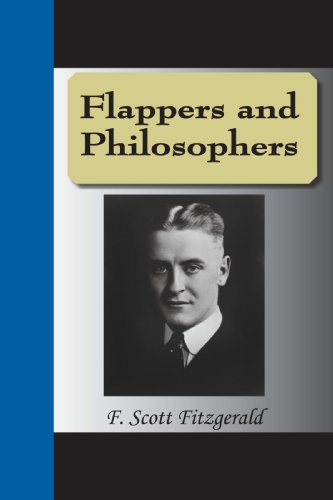 Large book cover: Flappers and Philosophers