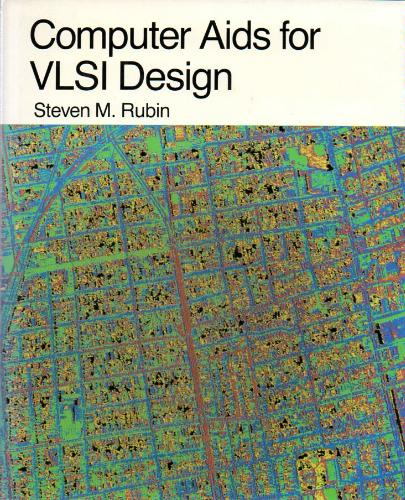 Large book cover: Computer Aids for VLSI Design