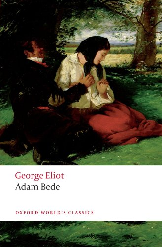 Large book cover: Adam Bede