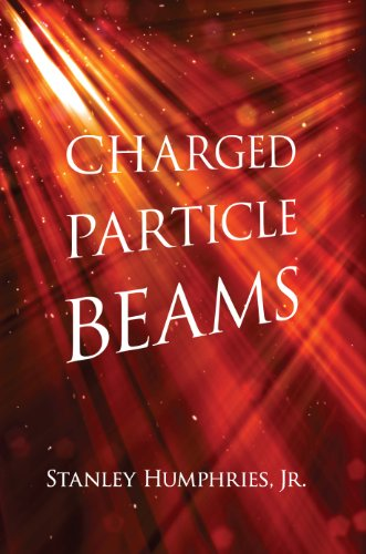 Large book cover: Charged Particle Beams
