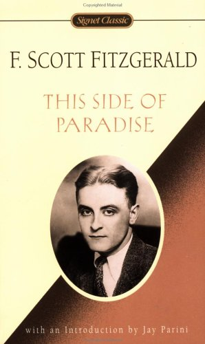 Large book cover: This Side of Paradise