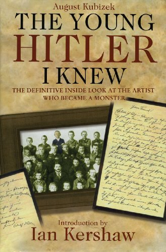 Large book cover: The Young Hitler I Knew