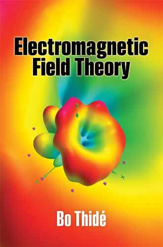 Large book cover: Electromagnetic Field Theory