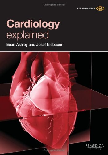 Large book cover: Cardiology Explained