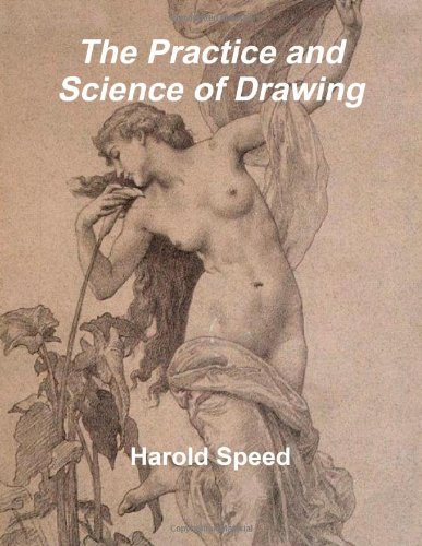 Large book cover: The Practice and Science of Drawing