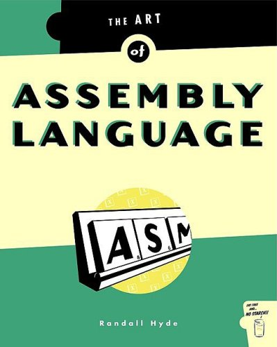 Large book cover: The Art of Assembly Language