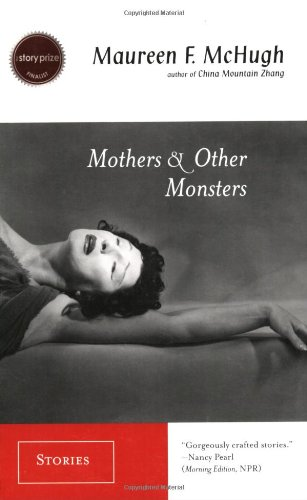 Large book cover: Mothers & Other Monsters