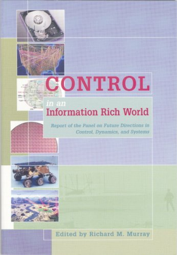 Large book cover: Control in an Information Rich World