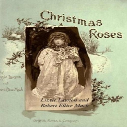 Large book cover: Christmas Roses
