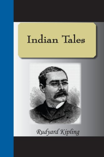 Large book cover: Indian Tales